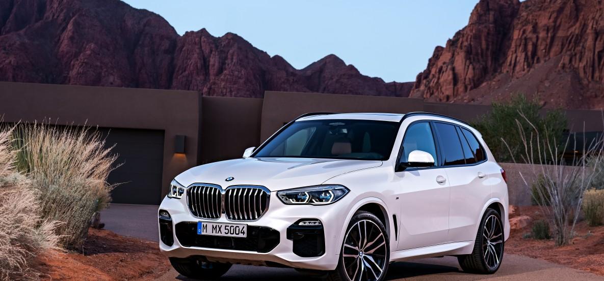709b227d2c Štvrtá generácia nového BMW X5 prichádza už tento rok plná noviniek a  technológií.
