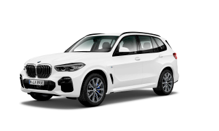 BMW X5 xDrive45e plug-in-hybrid